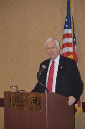 Bill Gibbons, Executive Director Public Safety Institute University of Memphis